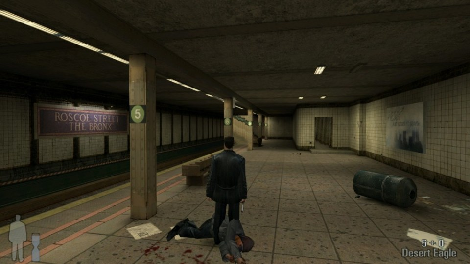 Max Payne - In Game