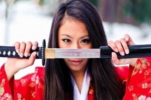 awaken your inner samurai with intuitive spiritual counseling & coaching