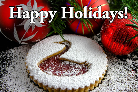 Happy Holidays from your spiritual counselor, life & business coach!