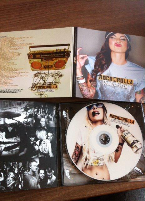 RocknRolla Soundsystem Mixtape