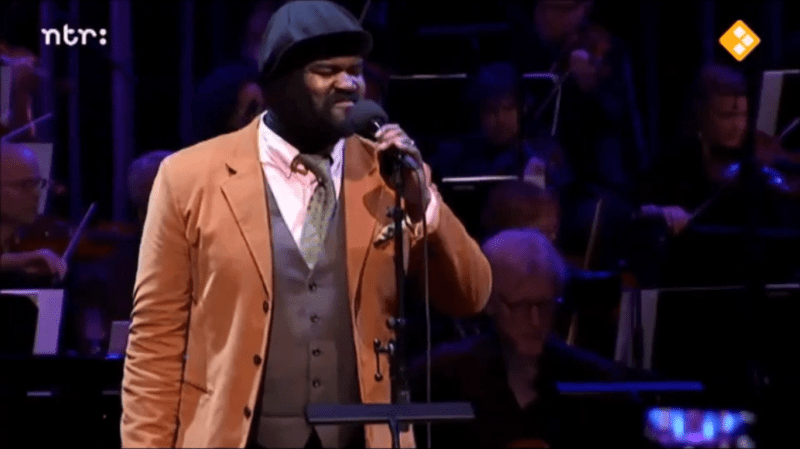 Gregory Porter - 1960 What LIVE with Metropole Orchestra