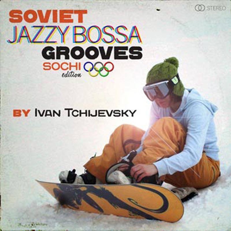 Soviet Jazzy Bossa Grooves