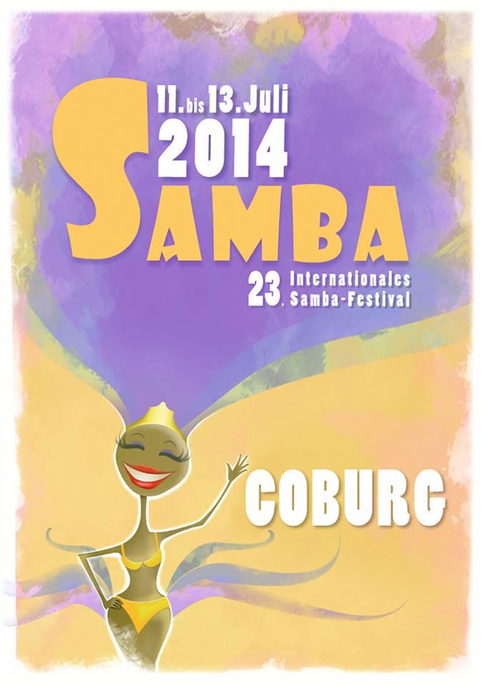 23th Samba Festival Coburg