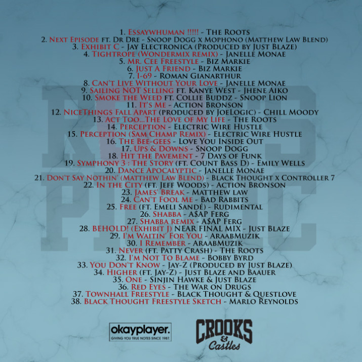 Picnic-Mix-2014-Tracklist