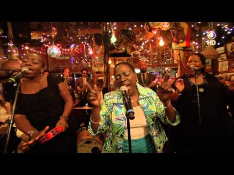 Sharon Jones & The Dap-Kings - Making Up and Breaking Up (live @ Inas Nacht)