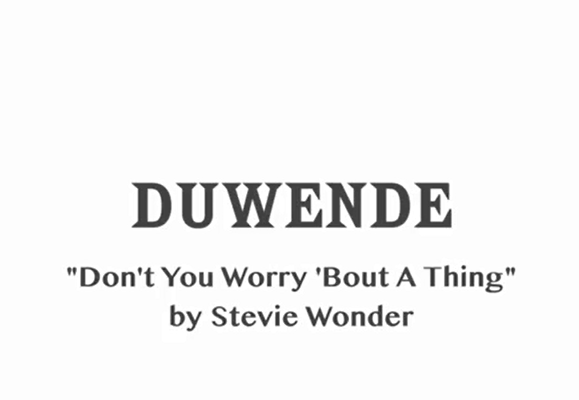 duwende don't worry 'bout a thing