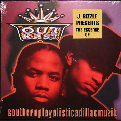 The Essence of Outkast Southernplayalisticcadillacmuzik