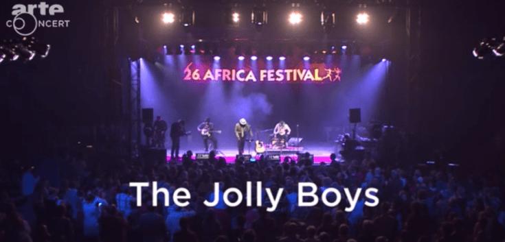 the jolly boys