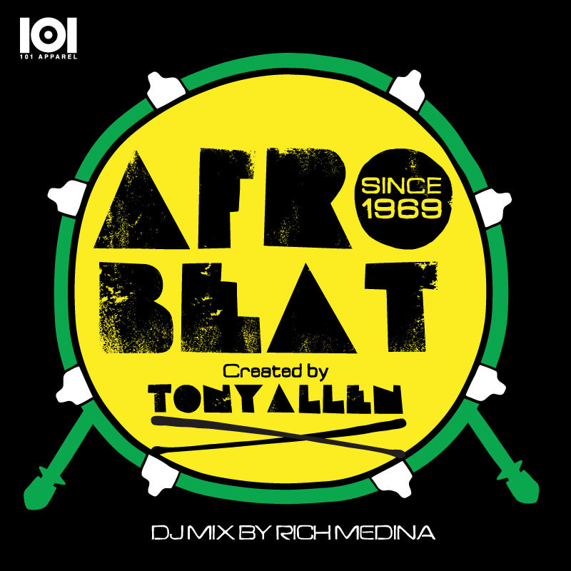 Afro Beat - Created By Tony Allen