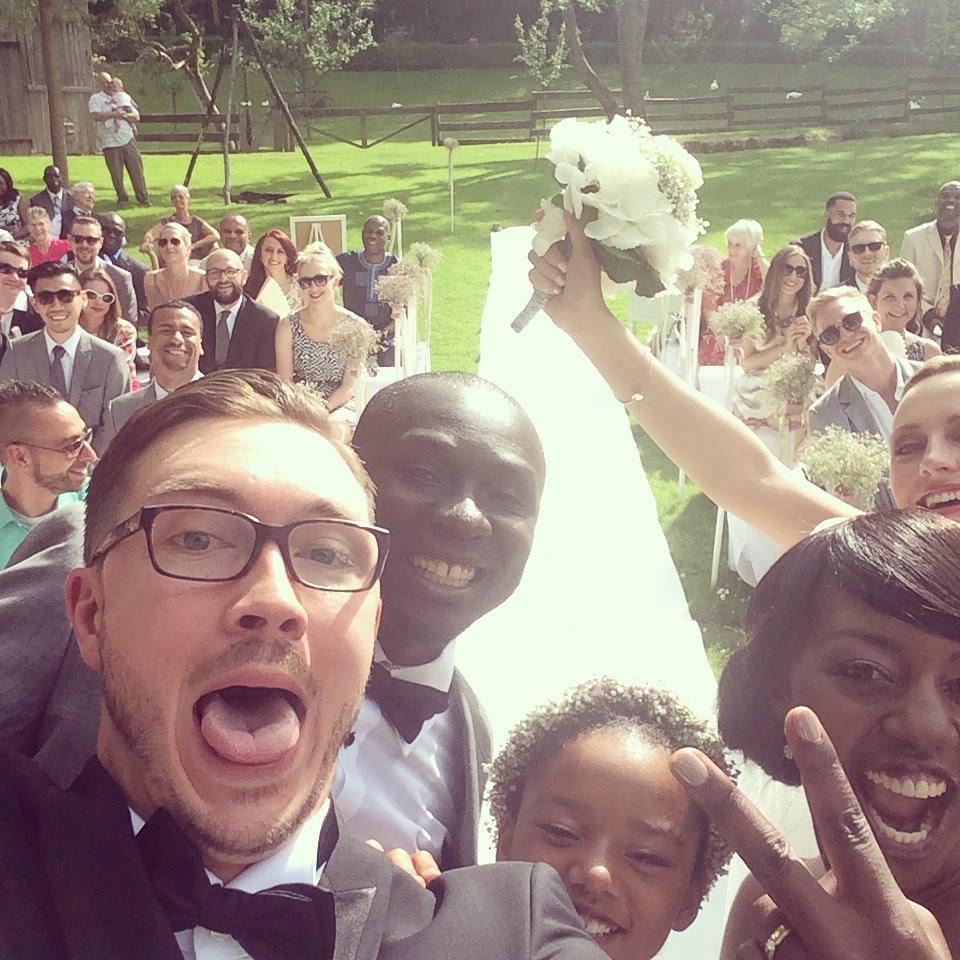Marvin Baker - I Love U - Wedding Highlights