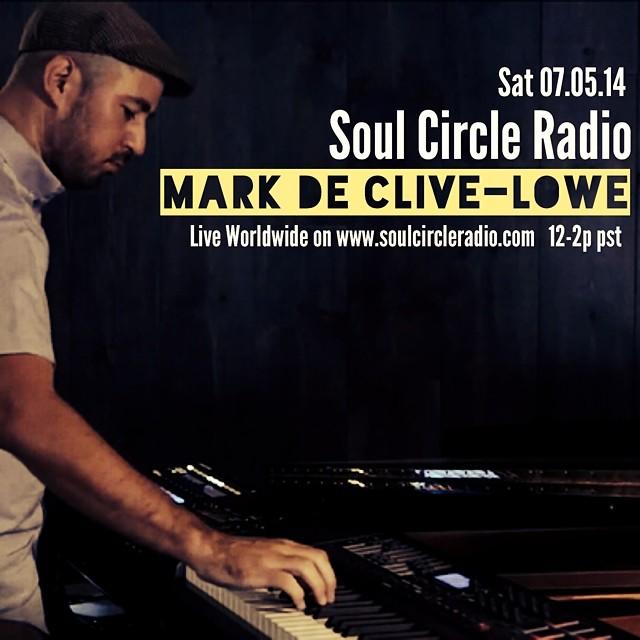 SCR Presents Mark de Clive-Lowe REMIX Live Set