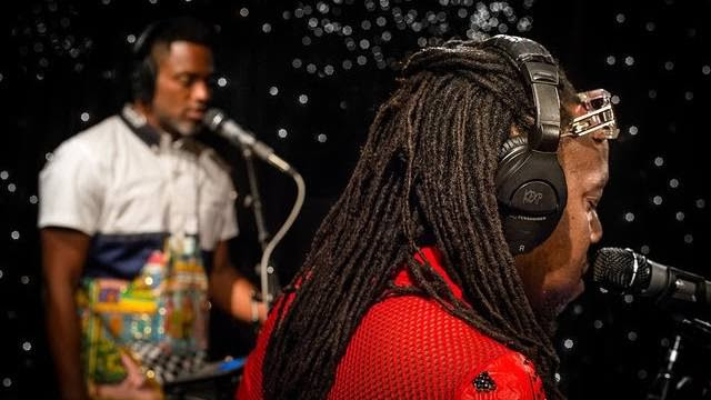 Shabazz Palaces - Full Performance (Live on KEXP)