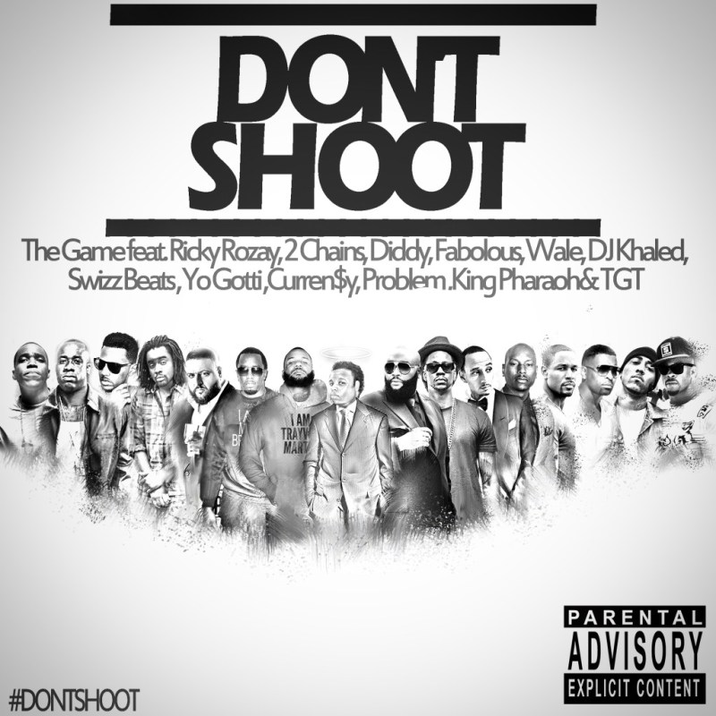 The Game - Don't Shoot