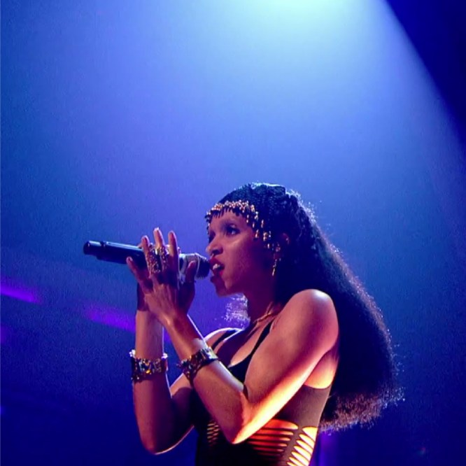 FKA twigs – Two Weeks (Live on 'Later… with Jools Holland')