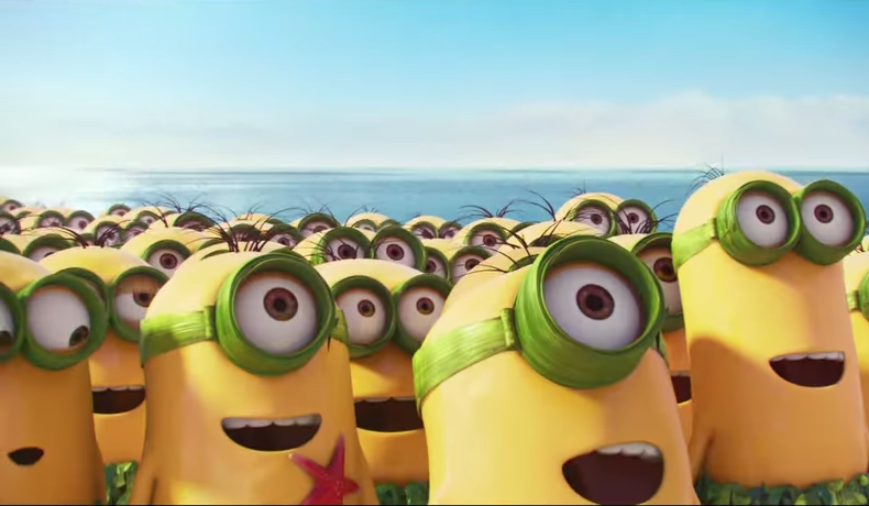 Minions - Official Trailer 1
