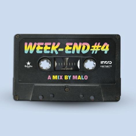 WEEK-END#4 (The 2014 Mixtape) Vol. 2