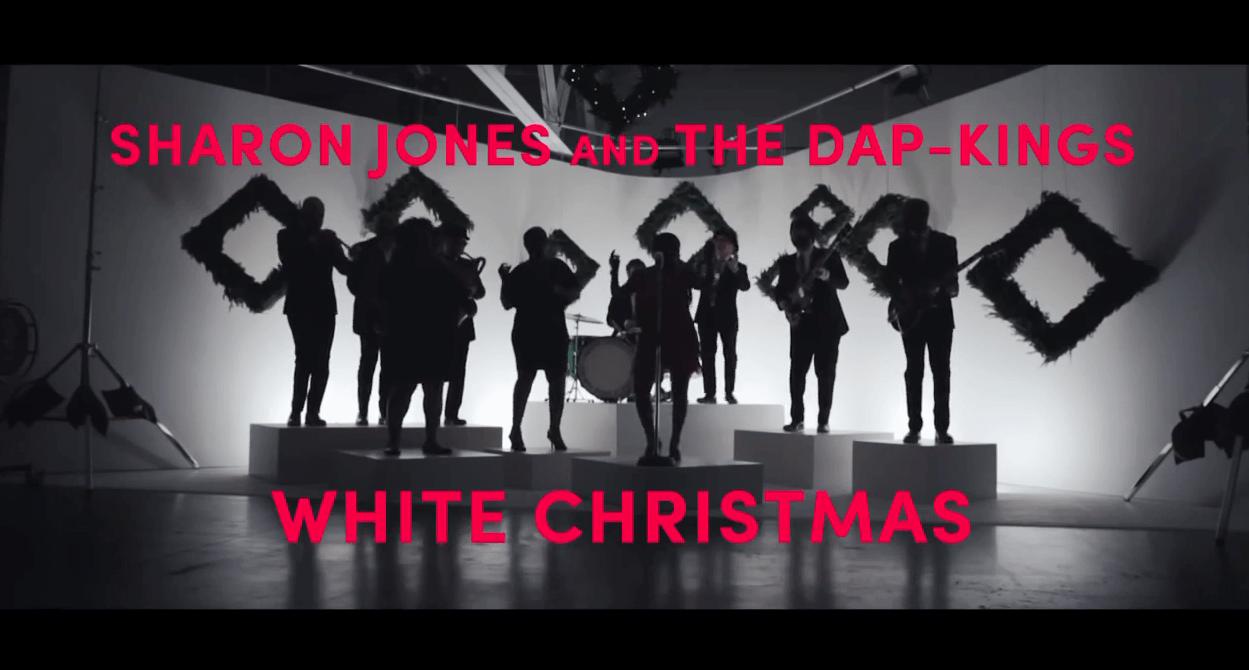 Sharon Jones and The Dap-Kings - White Christmas (Video)