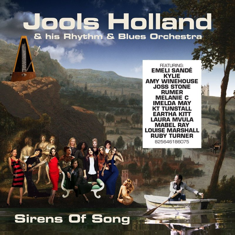 Jools Holland and his Rhythm & Blues Orchestra - Sirens Of Song