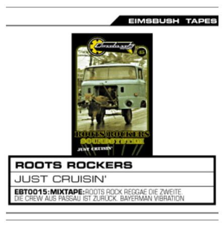Roots Rockers Sound - Eimsbush Tape 15 (2001)