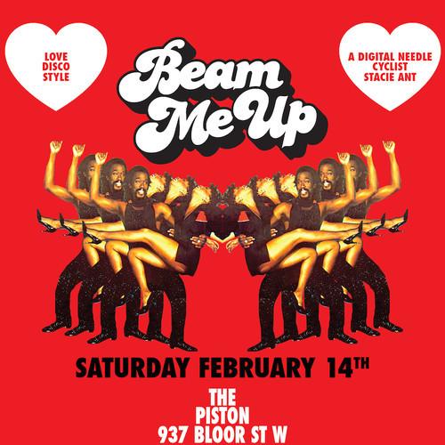 Beam Me Up Love Disco Style