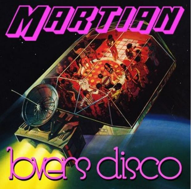 Martian Lovers Disco - The Cosmic Ring