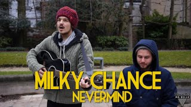 Milky Chance - Nevermind - Acoustic Session by Bruxelles Ma Belle
