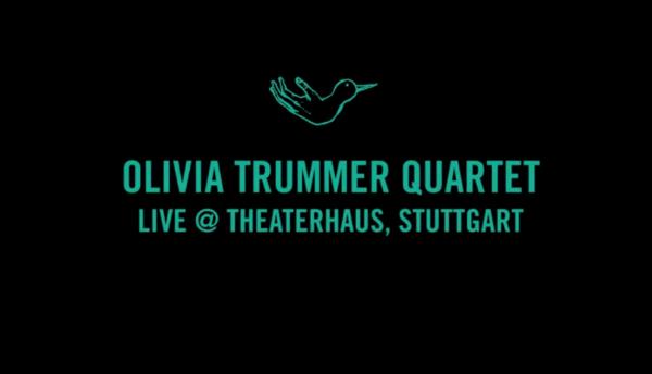 Olivia Trummer - Sharing My Heart - Live at Stuttgart