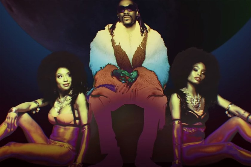 Snoop Dogg feat. Charlie Wilson - Peaches N Cream (Official Video)
