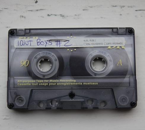 Idjut Boys Live At Nomaden - Tape 1