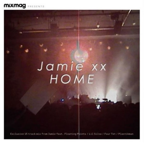 Mixmag Cover Mix Jamie xx
