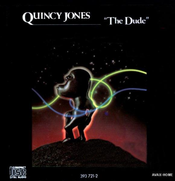 quincy jones the dude