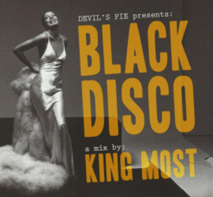 Devil's Pie presents TBlack Disco (mixed by King Most) Free Download