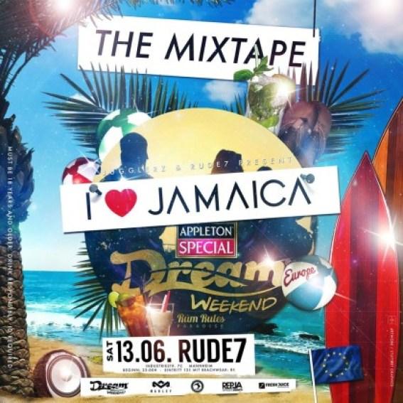 Jugglerz - Appleton Special Dream Weekend Mix 2015