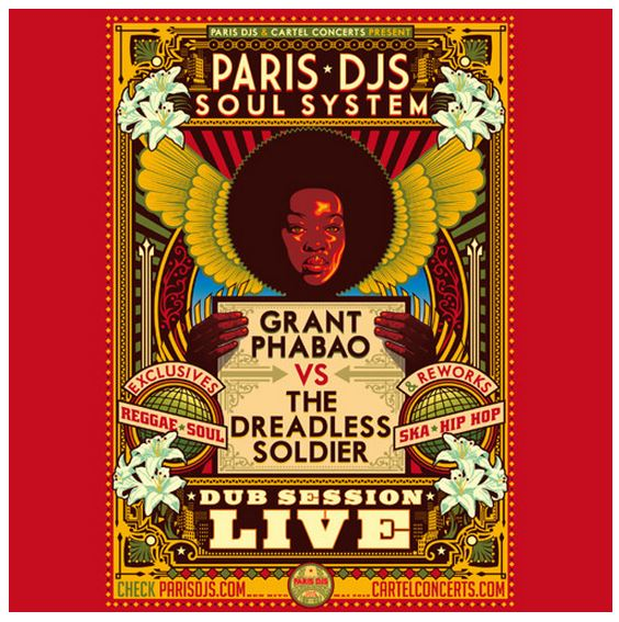 Paris DJs Soul System Dubtapes