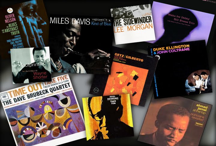 Quintessential Jazz mix