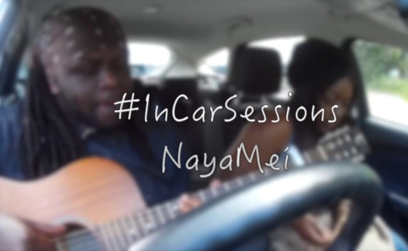 #InCarSessions EP6 NayaMeí - Blood Stream by Ed Sheeran