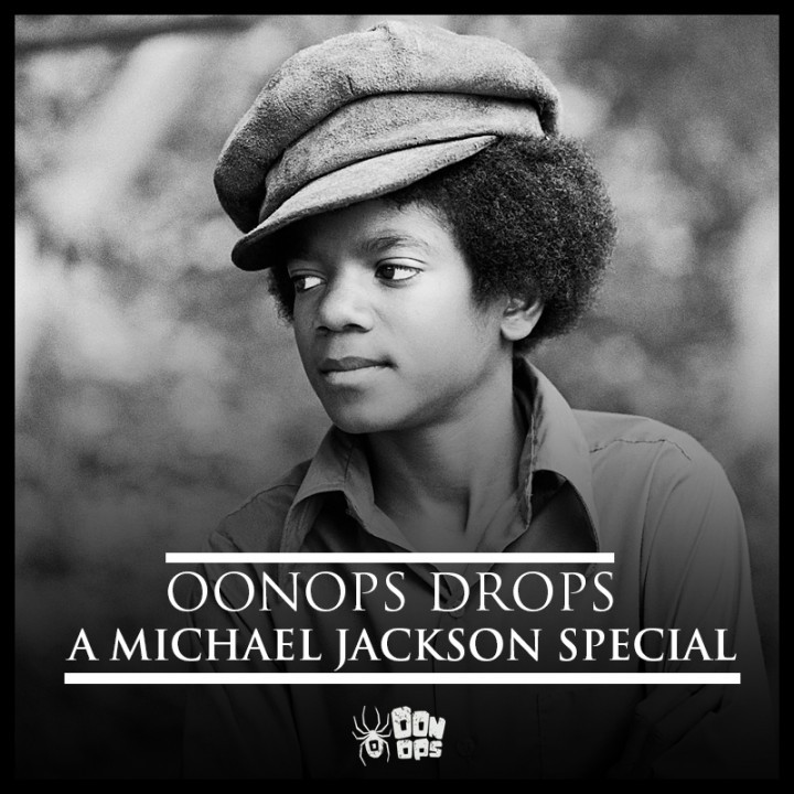 Oonops-Drops-A-Michael-Jackson-Special_Cover