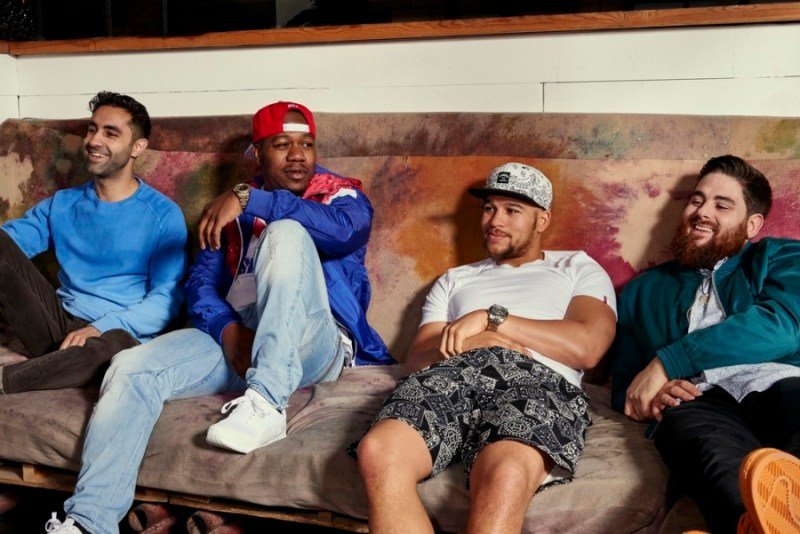 Rudimental WTG album press shot lowres