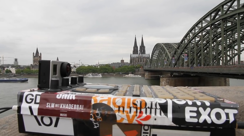 the KHADERBAI beat diaries - episode 16 Köln (ii)