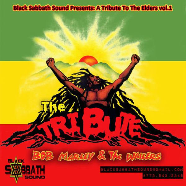 Black Sabbath Sound Tribute To Bob Marley