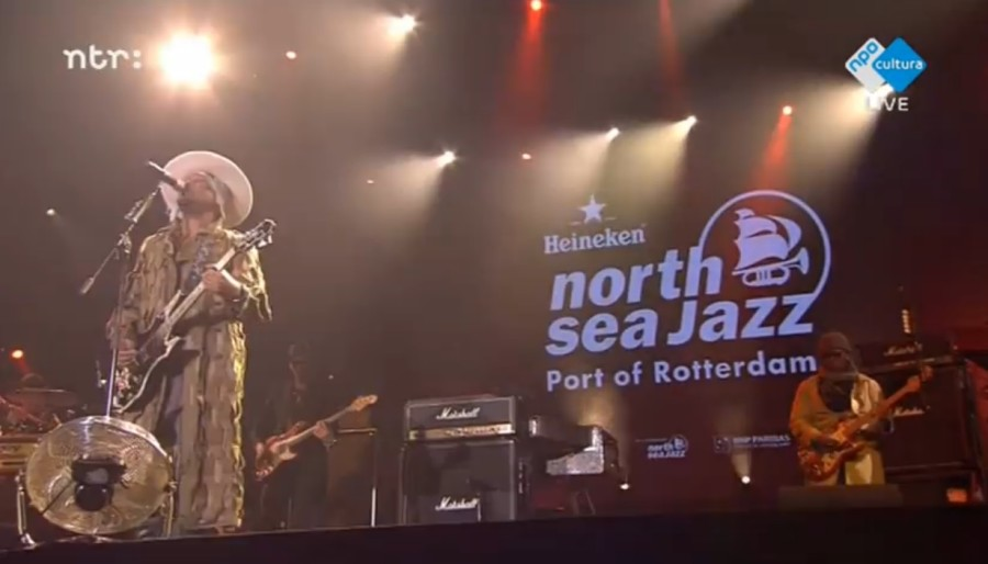 D'Angelo & The Vanguard LIVE @ North Sea Jazz Festival 2015