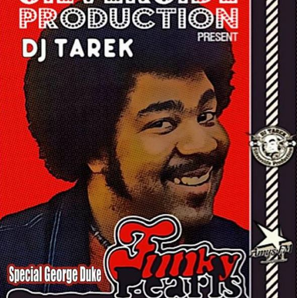FUNKY PEARLS SPECIAL George Duke