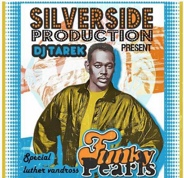 FUNKY PEARLS SPECIAL LUTHER VANDROSS