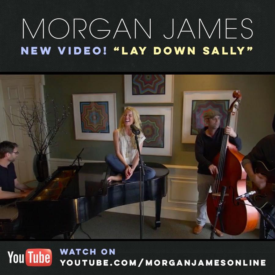 Lay Down Sally - Eric Clapton (Morgan James Cover)