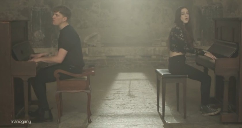 RHODES + BIRDY - Let It All Go - Mahogany Session Video