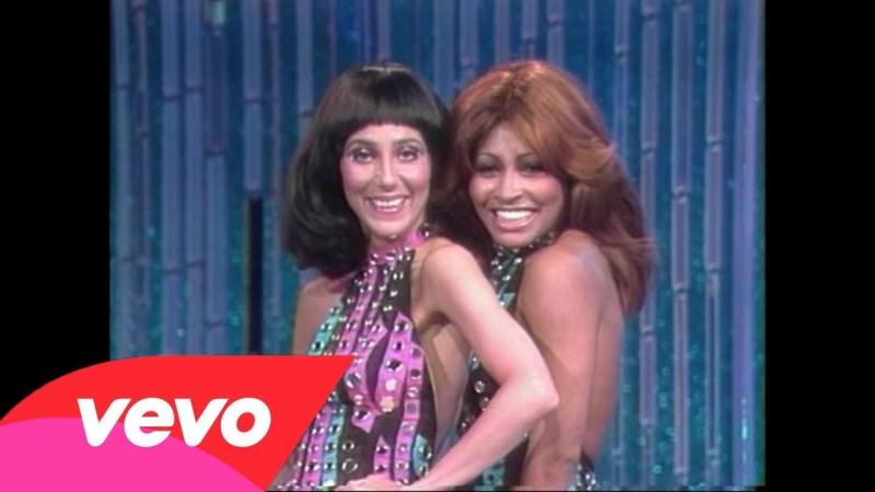 Cher & Tina Turner - Shame, Shame, Shame (Live on The Cher Show)
