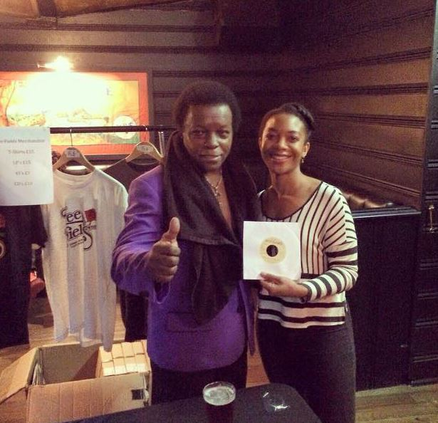 Lee Fields als Gast auf der Mighty Mocambos Single - where do we go from here