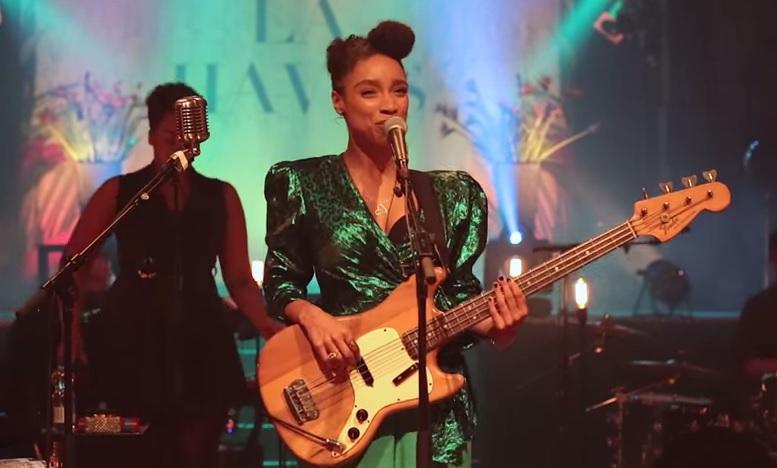 Lianne La Havas - Green & Gold (Live @ Grünspan, Hamburg)