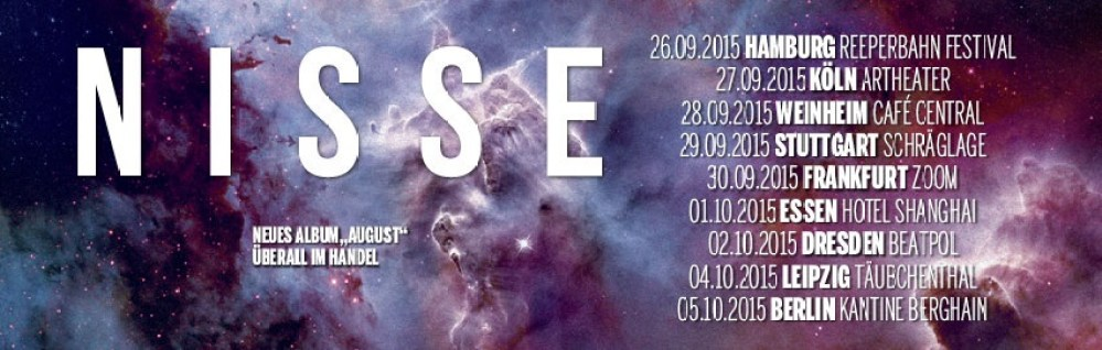 nisse tour 2015