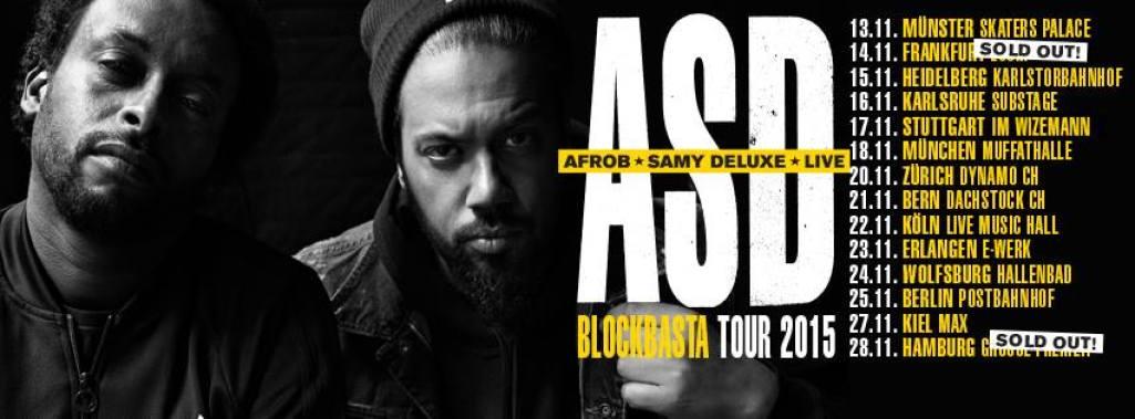 ASD TOUR 2015